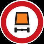 مهمترین تابلوهای راهنمایی رانندگی
